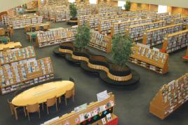 函館市中央圖書館