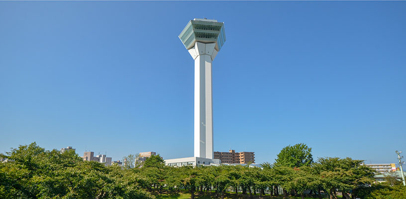 About Goryokaku Tower