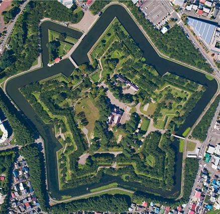 五稜郭の歴史 | 函館・五稜郭タワー | 公式ウェブサイト - Goryokaku Tower