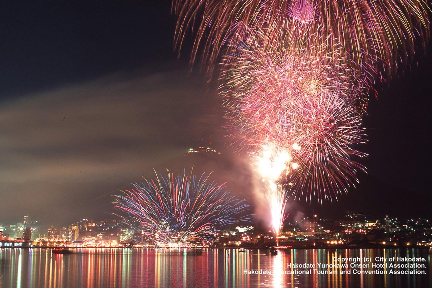 函館港祭典