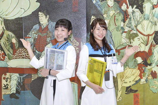 『五稜郭歴史ガイドツアー』毎日催行中です☆(所要時間約30分)